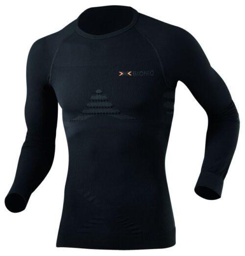 X-BIONIC Men Underwear Energizer Shirt long slv black