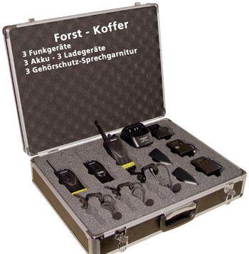 Forst- Einsatzkoffer PMR 446