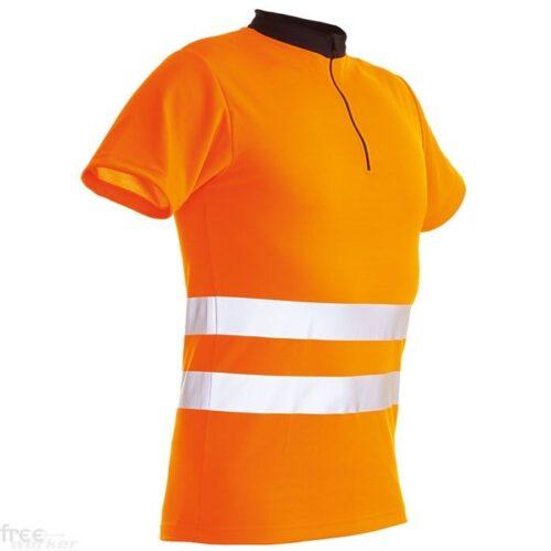 Pfanner Funktions- Shirt Kurzarm EN 20471