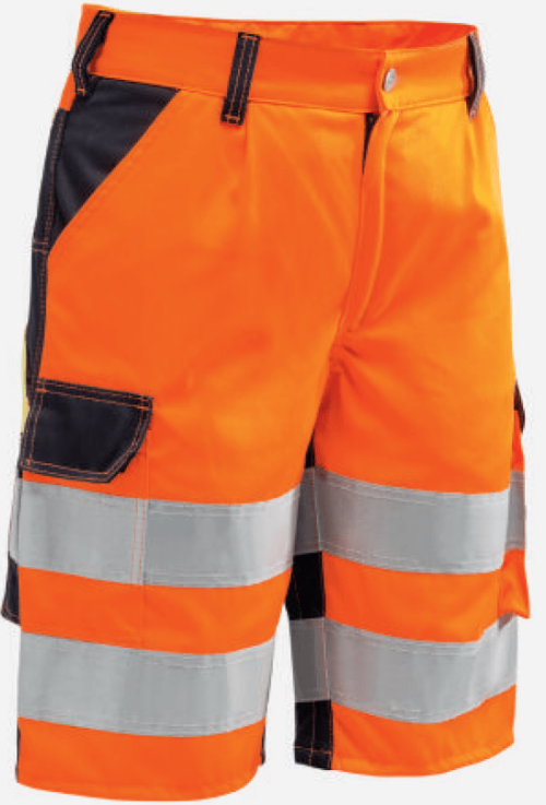 Pfanner Stretch Zone Warnhose EN 20471 Shorts