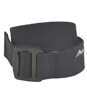 Textil Gürtel Cobraframe schwarz