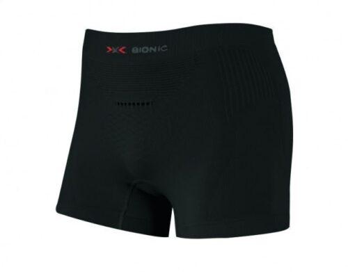X-BIONIC Men Underwear Trekking Boxer short black antra