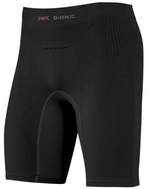 X-BIONIC Men Underwear Trekking Pant short black antra