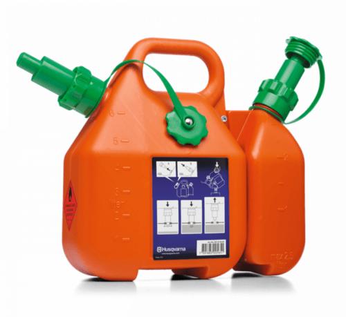 Husqvarna Kombikanister 6x2.5 Liter