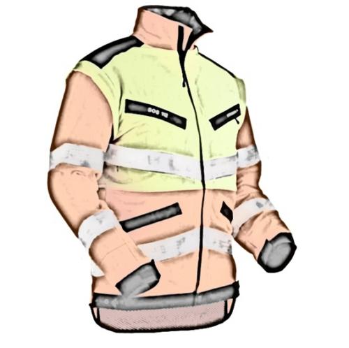 Warnschutzbekleidung EN 20471