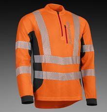 T-Shirt Technical High-Viz langarm_3