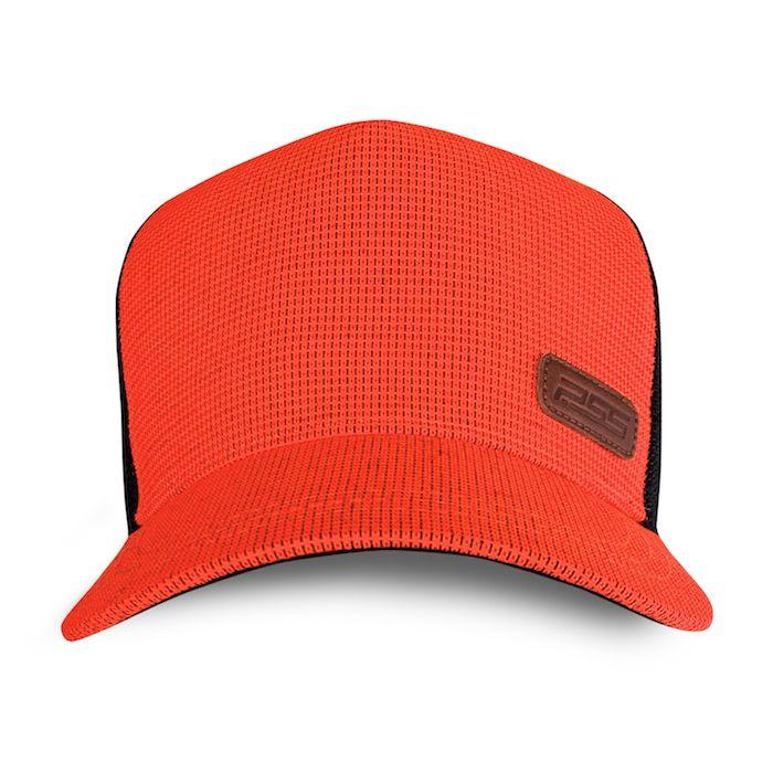 PSS Holzfaeller Cap_orange_front