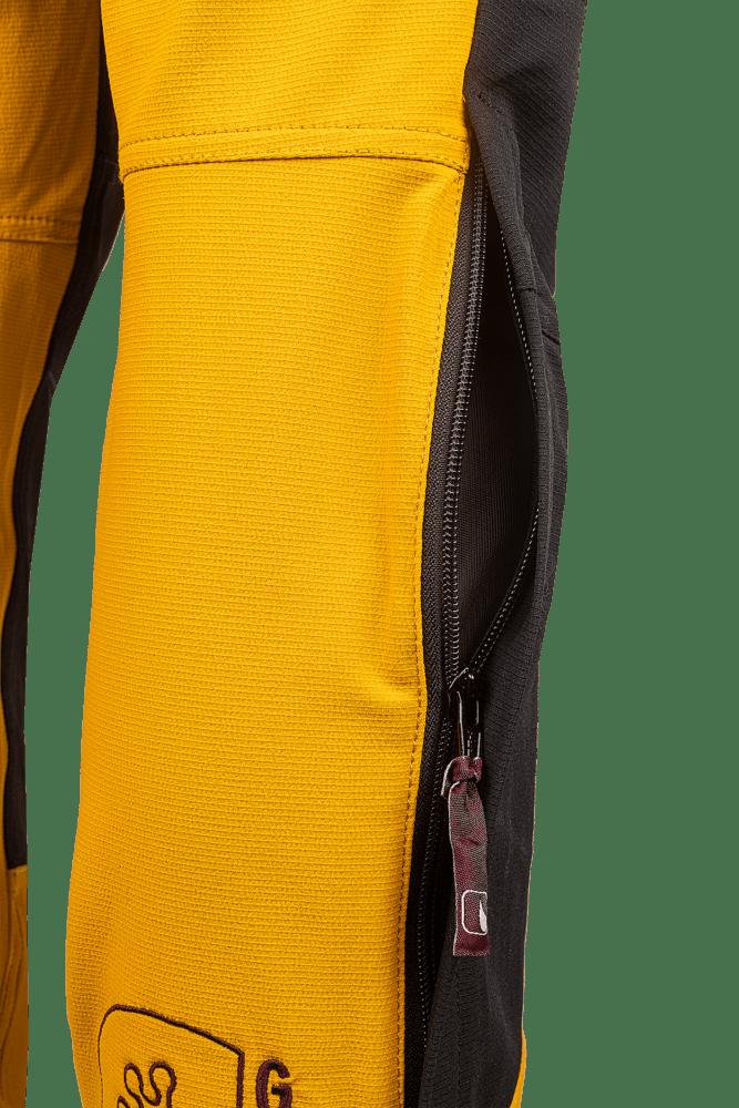 SIP_Protection_Gecko_Kletterhose_gelb_Detail_RS