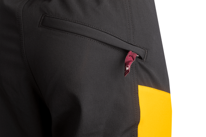 SIP_Protection_Gecko_Kletterhose_gelb_Detail_Tasche