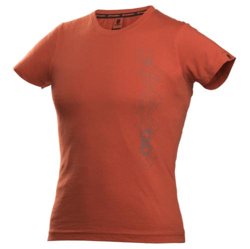 Women Xplorer Shirt orange